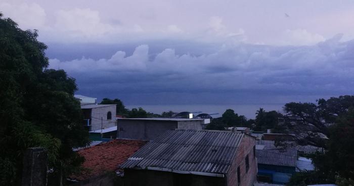 Probabilidad de lluvias en territorio nacional por influencia del paso una Onda Tropical