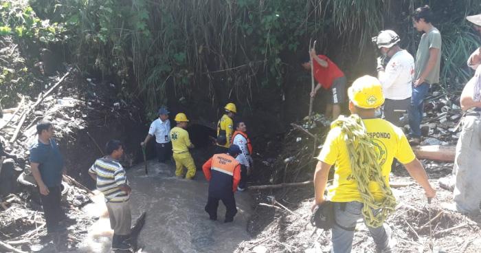 Localizan cadáver de hombre arrastrado por corriente de río en Ciudad Arce