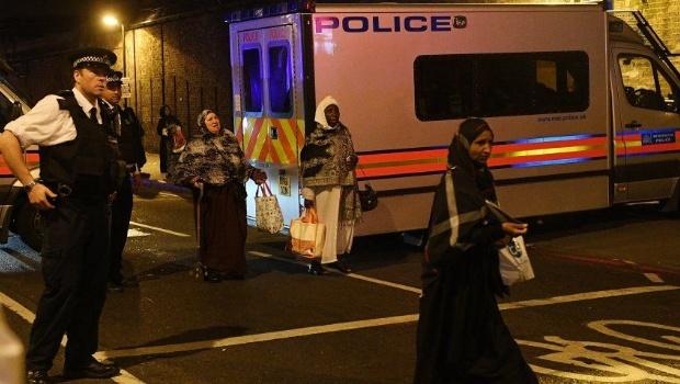 Un muerto y diez lesionados en un ataque terrorista en Londres