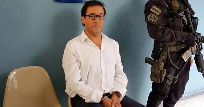 Exfuncionaria de la Corte de Cuentas favoreció en auditorias al exfiscal Luis Martínez