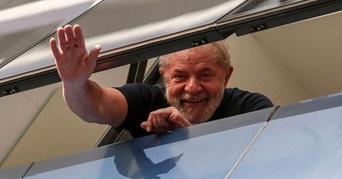 Juez decreta liberar al expresidente de Brasil, Lula da Silva