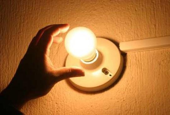 Precio de la energía bajará un 3.09% a partir de este día
