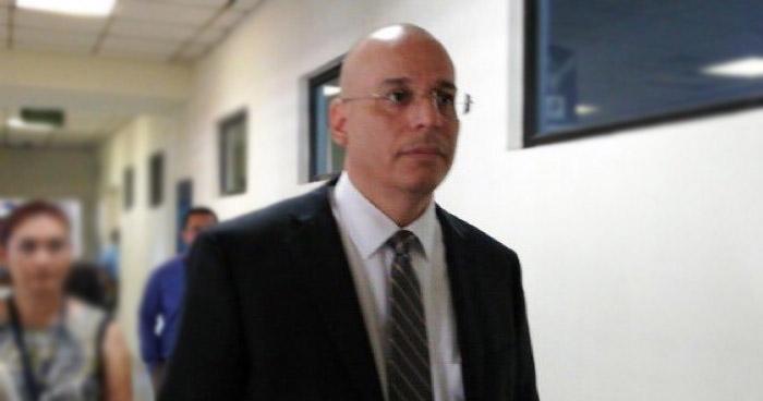 Magistrado Escalante enfrentó audiencia por agredir sexualmente a una niña