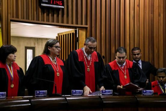 EE.UU. sanciona a 8 magistrados del Tribunal Supremo de Venezuela por usurpar las funciones del Parlamento
