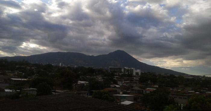 Poca probabilidad de lluvias leves en la zona norte del país
