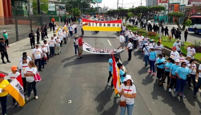Marchas por el Día del Trabajo recorrerán las principales calles de San Salvador