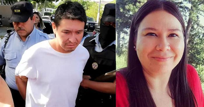 Mario Huezo condenado a 50 años de cárcel por asesinar a su esposa, Karla Turcios