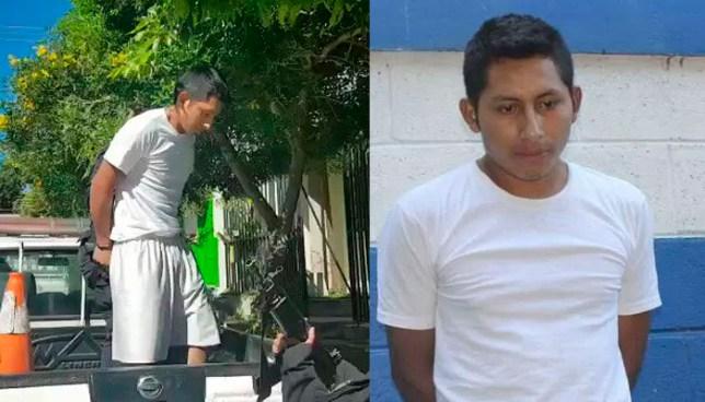 A prisión, hombre que mató a golpes su hijastro de dos años de edad en Sonsonate