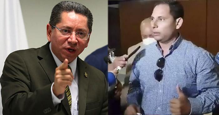 """Fiscalía de Douglas Meléndez habría """"montado"""" caso contra acusados de asesinar a Ramón Kury"""