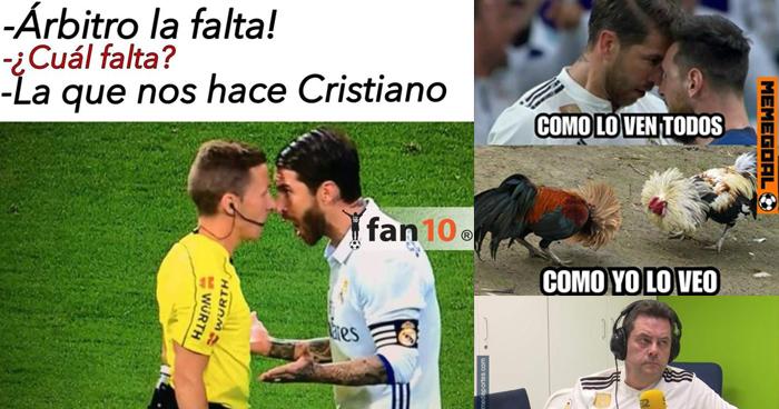 Los memes se hacen pedazos al Real Madrid tras perder el clasico