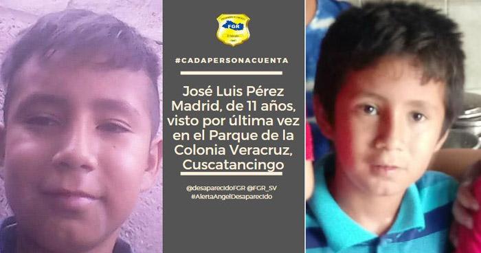 Encuentran sin vida a niño de 11 años reportado como desaparecido el viernes