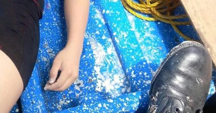 Niña de 12 años muere ahogada en el Lago de Ilopango
