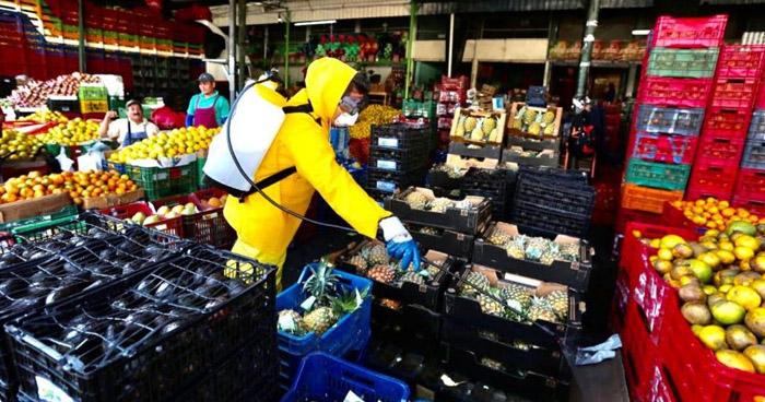 Mercados de San Salvador cerrados hasta que finalice emergencia por COVID-19
