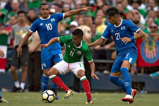 La Selecta cae ante un México muy superior