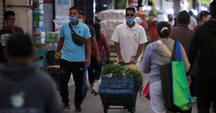 México es el país latinoamericano con más decesos después de Brasil