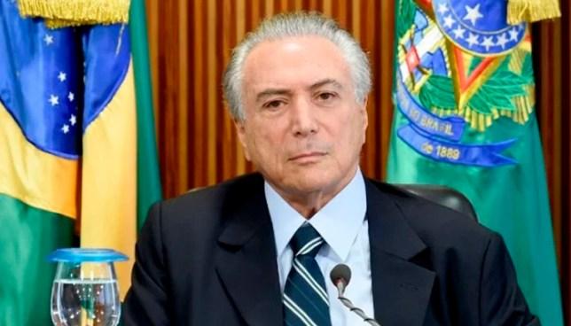Investigan al presidente de Brasil por un presunto delito de lavado de dinero