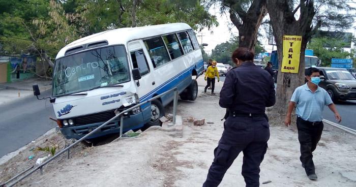 Un lesionado tras accidentes en diferentes del país