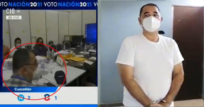 Liberan a miembro de ARENA acusado por acoso sexual a periodista de Canal 10