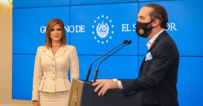 Milena Mayorga embajadora en Washington y nuevo presidente de ANDA