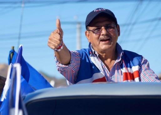 Mario Moreira buscara la reelección en Santa Ana