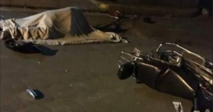 Motociclista muere al chocar con otro vehículo en el centro de Corinto, Morazán