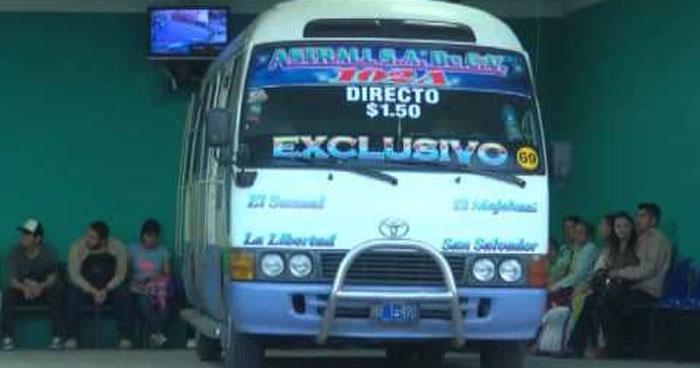 Capturan a motorista peligroso en carretera del Puerto de La Libertad