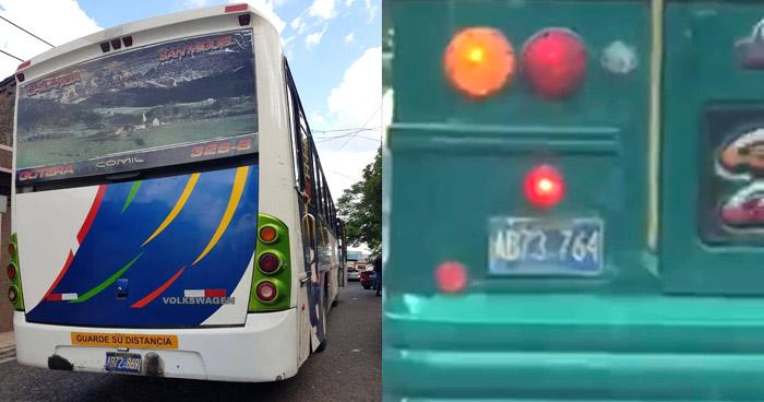 VIDEO: Captan a motoristas disputando peligrosamente la vía en carretera de San Miguel