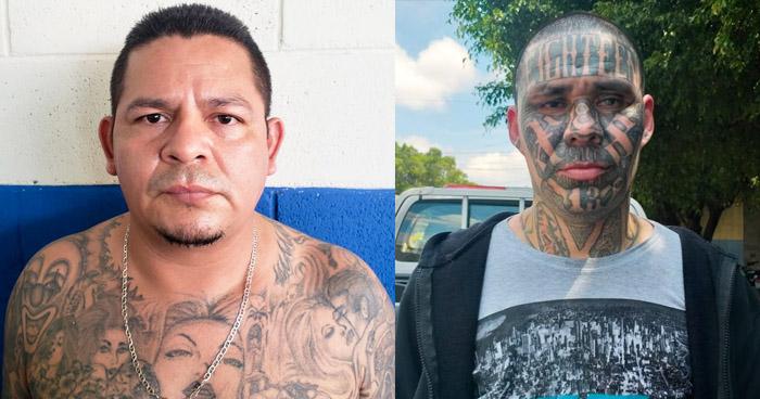 Capturan a peligrosos pandilleros que operaban en San Salvador