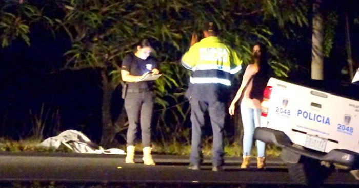 Salvadoreño murió tras sufrir un accidente de tránsito en Costa Rica