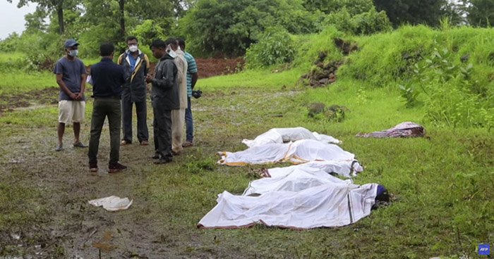 Más de 150 muertos y decenas de desaparecidos deja temporal de lluvia en India
