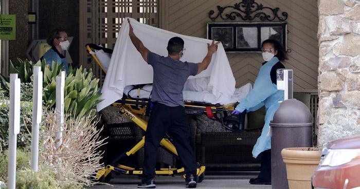 """Washington registra la primera muerte por """"Coronavirus"""""""