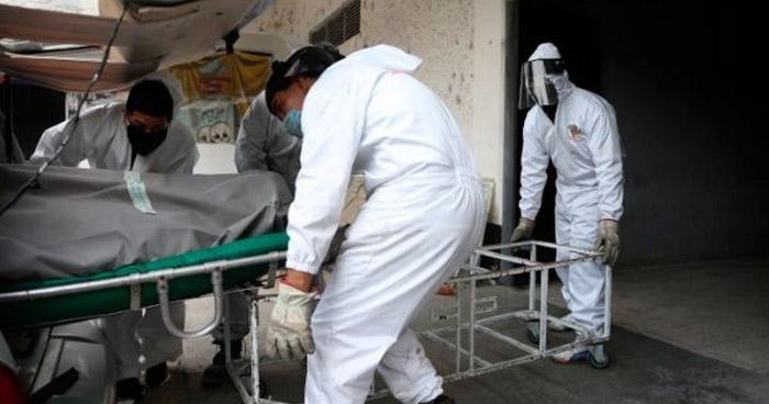 México reporta 501 muertes a causa de COVID-19 en un día, el número más alto registrado en el país
