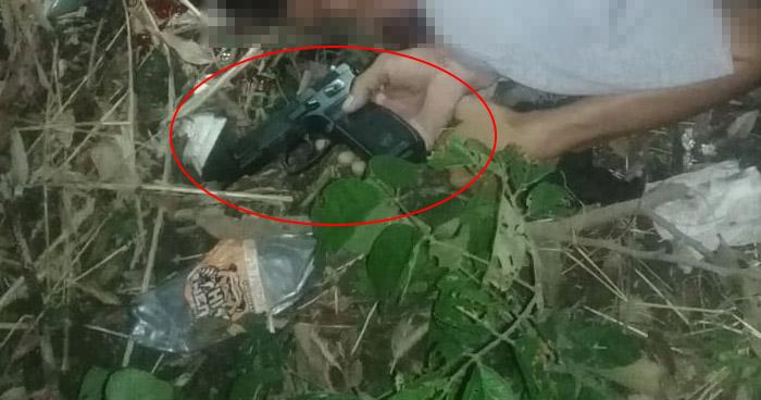 Pandillero muere en intercambio de disparos con policías en Apopa