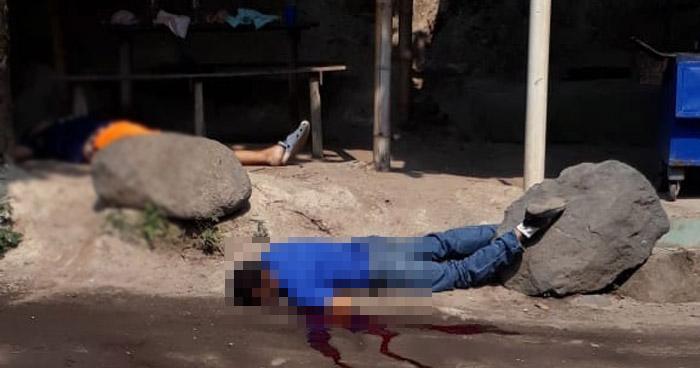 Triple homicidio en Apopa: Uno de los fallecidos era empleado de alcaldía