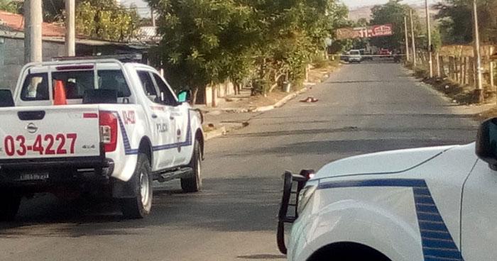 Mujer fue asesinada en colonia La Pradera de San Miguel