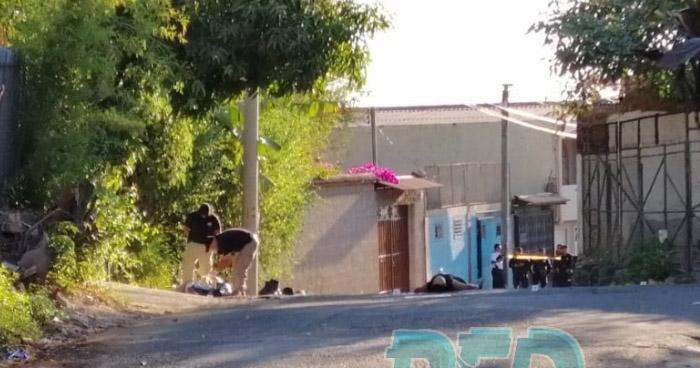 Una mujer y dos hombre fueron asesinados la madrugada de este Sábado en la calle San Antonio Abad