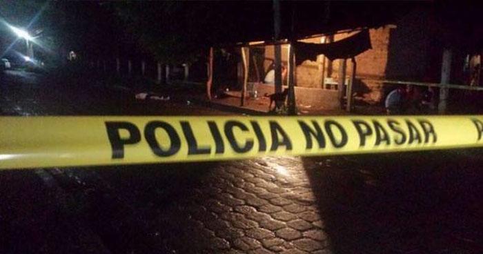 Mujer fue asesinada esta madrugada en cantón Tecomatal de San Miguel