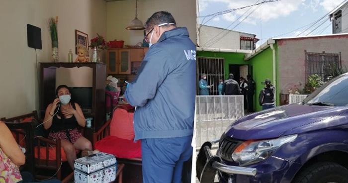 Mujer que vino de España no cumplía cuarentena domiciliar y salia de su casa