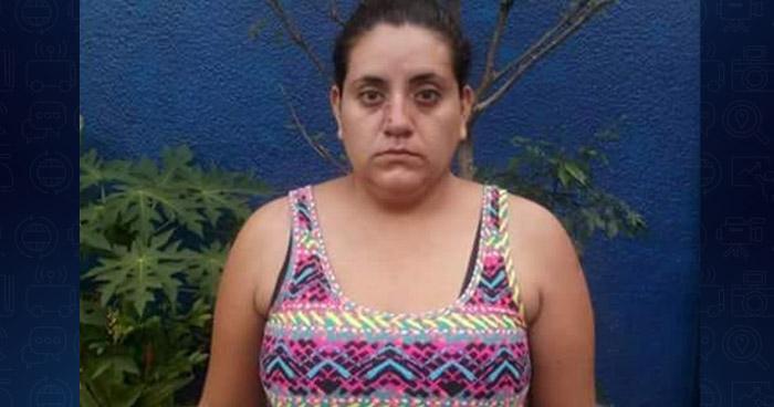 Capturan a mujer por lesionar a su pareja, un empleado de la PNC, en Cuscatancingo
