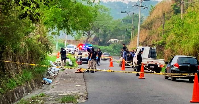 Abandonan el cadáver de una mujer envuelto en sabanas cerca de Puente Las Mulas, Ciudad Delgado