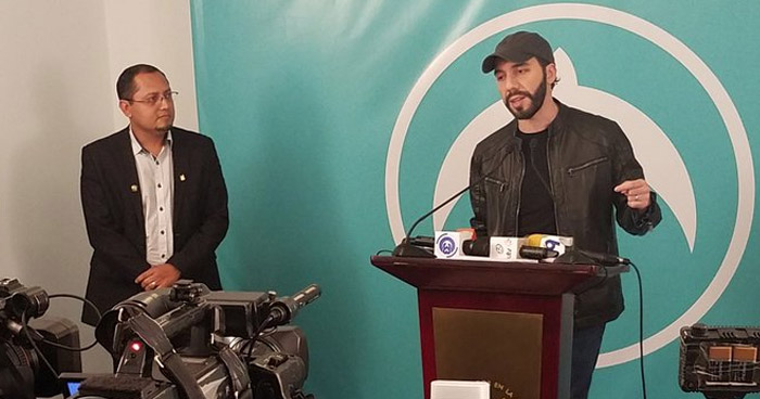Alcalde del FMLN apoyará a Nayib Bukele en las próximas elecciones presidenciales