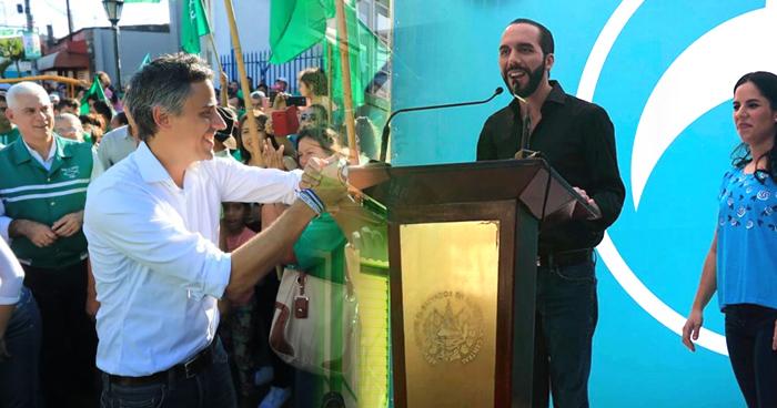 Carlos Calleja baja, mientras que Nayib Bukele suma puntos a su favor según Encuesta UFG