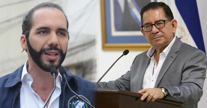 Este jueves sera la Audiencia de aportación de pruebas en el caso entre Eugenio Chicas y Nayib Bukele