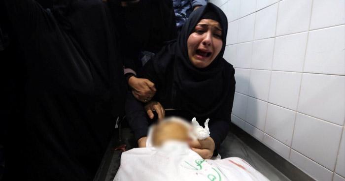 Fuerzas israelíes matan a dos palestinos durante prostestas, uno tenía 13 años de edad