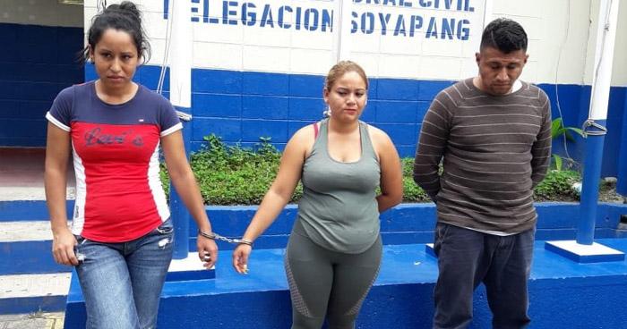 Nicaragüense capturada por usurpación de vivienda en Soyapango