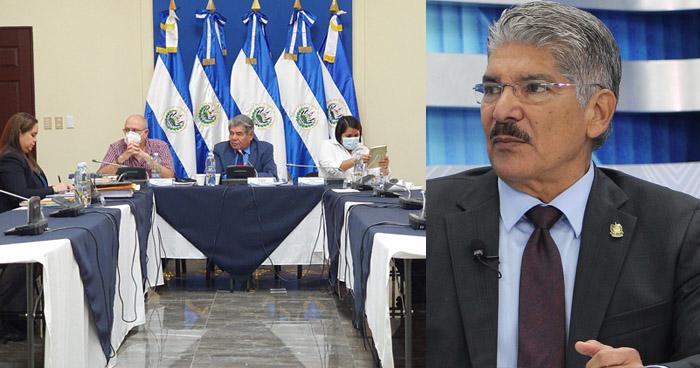 Comisión de Antejuicio aprueba quitar fuero al diputado de ARENA, Norman Quijano