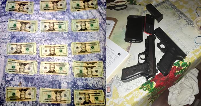"""Agente de la PNC y 5 """"corredores"""" de pandillas entre los capturados en Ahuachapán"""
