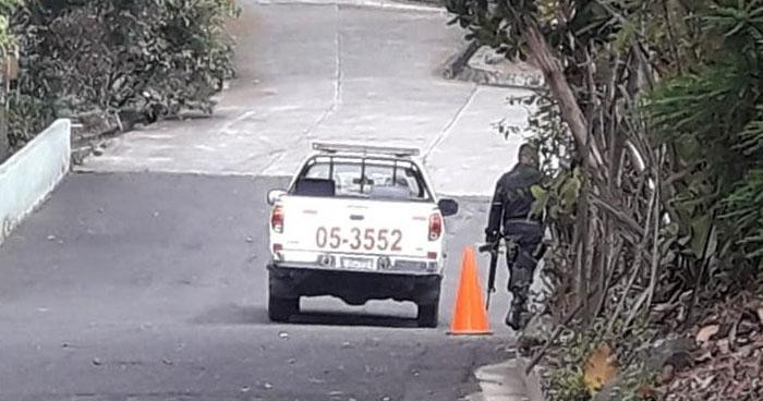 Policía captura en operativo a 6 pandilleros que delinquían en Alegría, Usulután