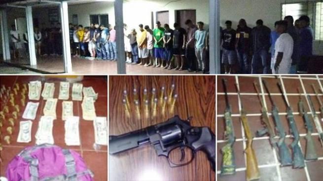 Ordenan la captura de más de 70 delincuentes en San Vicente y Morazán