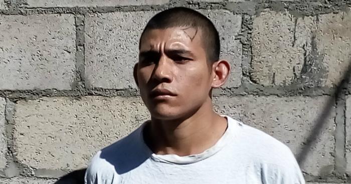 Capturan a palabrero que era reclamado por un doble homicidio en Usulután